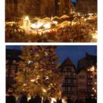 Fin des churros et paninis sur le marché de noël de Strasbourg